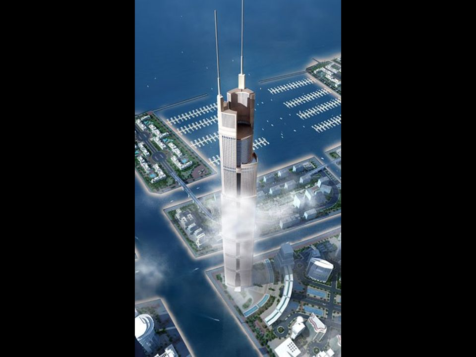 Wkrótce budynek ten będzie musiał ustąpić miejsca następnemu, który z wieżą będzie mierzył 1200 metrów, będzie zatem o 30% wyższy od Burj Dubai – a tr