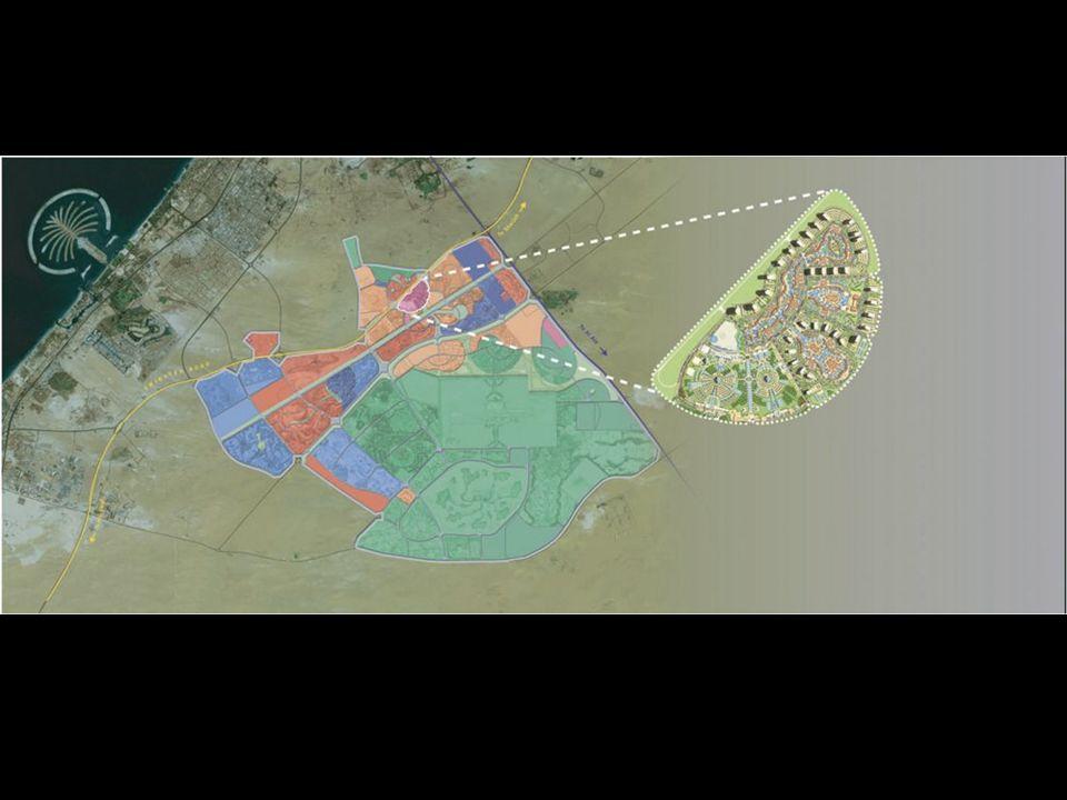 Budowa Dubailandu pochłonie 20 miliardów dolarów. Planowanych jest 45 dużych i 200 mniejszych kolejek.