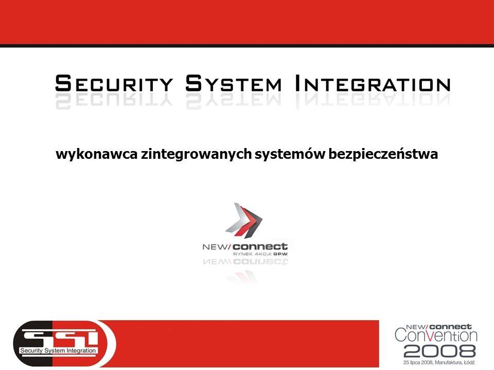 wykonawca zintegrowanych systemów bezpieczeństwa