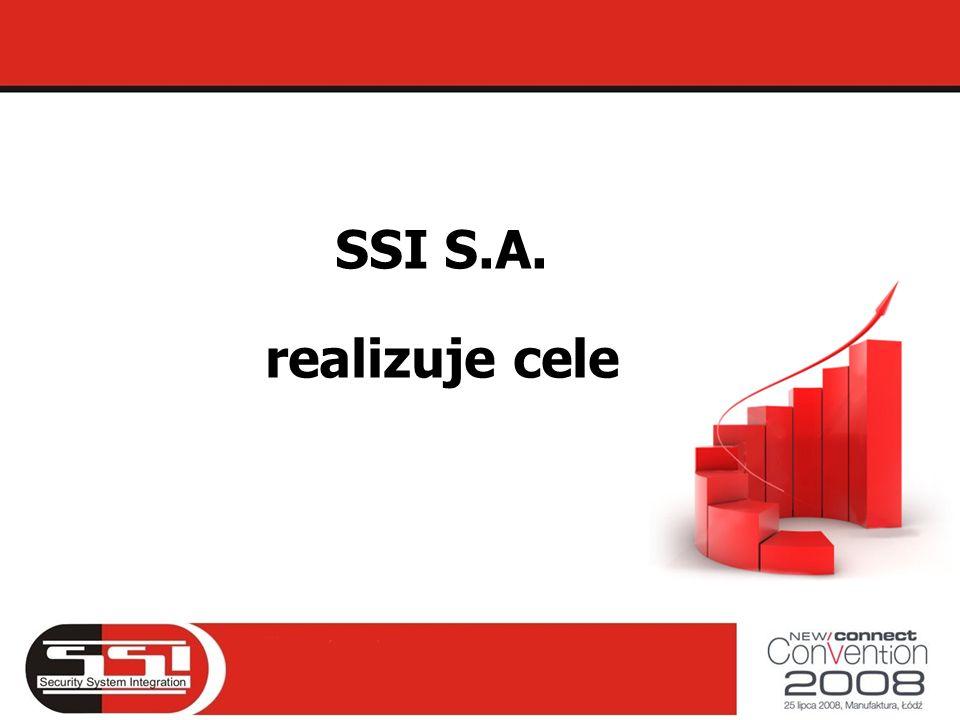 SSI S.A. realizuje cele