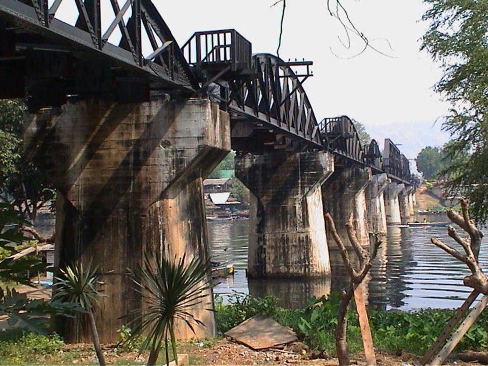 Kwai (Khwae Noi) – rzeka w zachodniej Tajlandii przy granicy z Birmą, uchodzi do Zatoki Tajlandzkiej, w latach II wojny światowej na rzece zbudowano dwa mosty.
