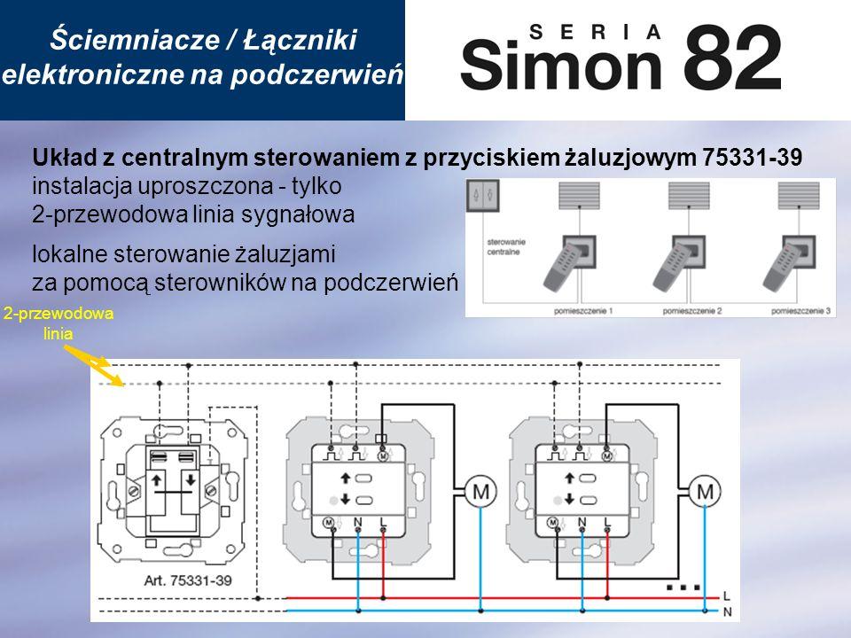 Programator scen świetlnych 75326-39 zaprogramowanie do 1-4 scen świetlnych steruje 1-4 urządzeniami na podczerwień (np.