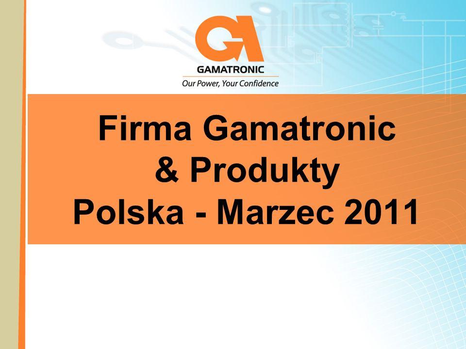Gamatronicpionierem w konstrukcji modułowej Dlaczego Gamatronic zdecydował się wejść na rynek modułowych rozwiązań.