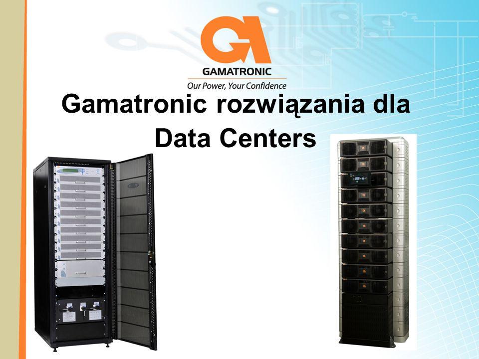 Duża moc z małej powierzchni Klasyczny UPS Gamatronic Modułowy UPS POWER+ Twoje korzyści: Średnio tylko 200-400 VA/kg 1.3-4 VA/cal 3 Zdumiewająca gęstość- 1100 VA/kg 8.5 VA/cal 3 OSZCZĘDŹ NA POWIERZCHNI I TRANSPORCIE: Niska waga.