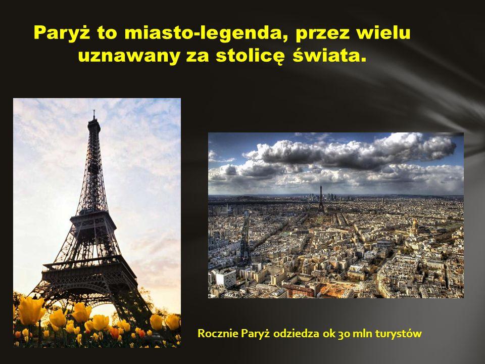 Jeśli jesteście zakochani, Paryż jest idealny na wasze rendez-vous