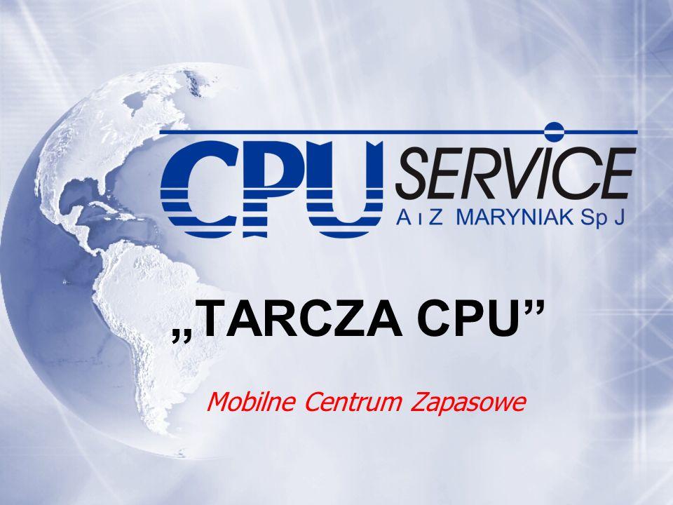 TARCZA CPU Mobilne Centrum Zapasowe