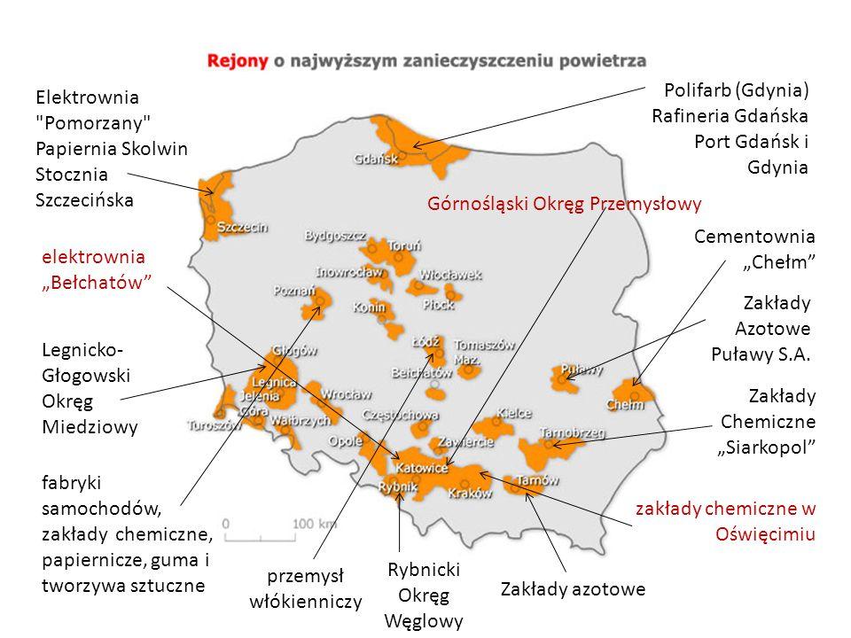Legnicko- Głogowski Okręg Miedziowy Elektrownia