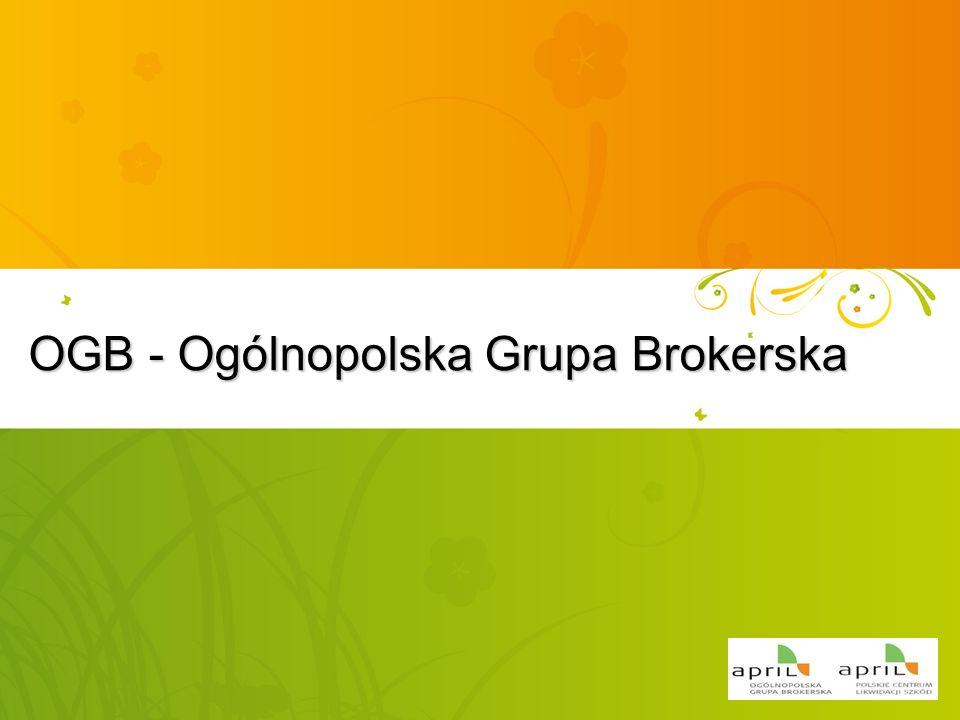 OGB - Ogólnopolska Grupa Brokerska