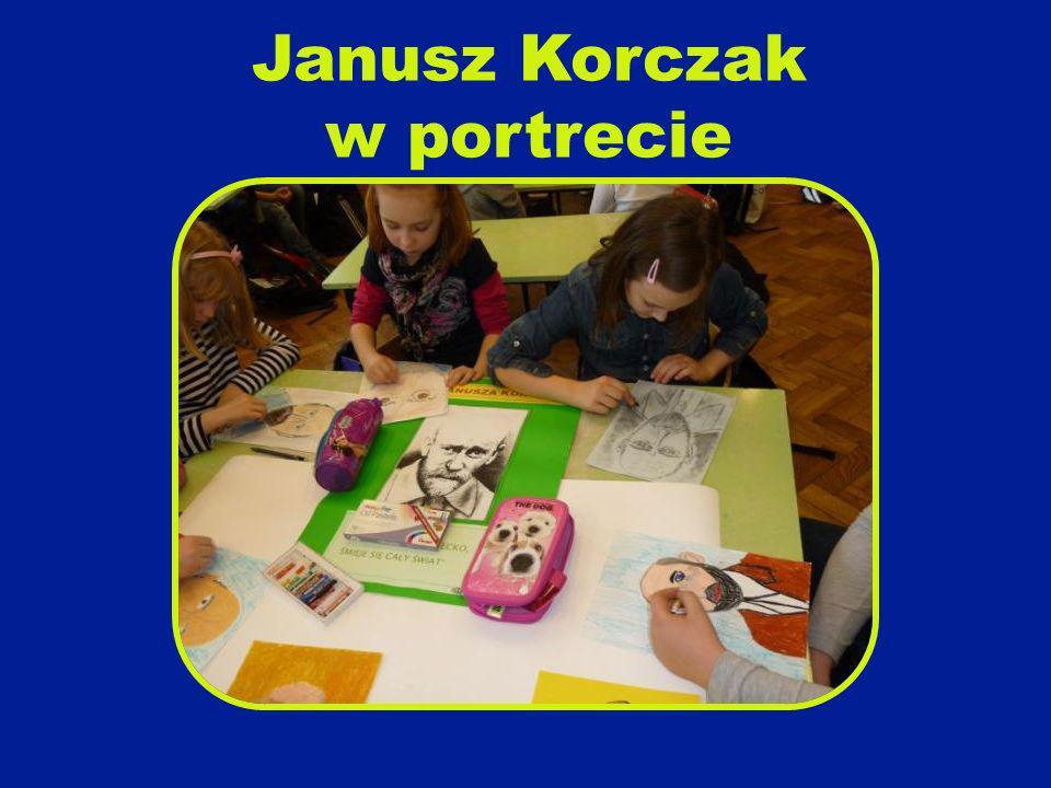 Janusz Korczak w portrecie