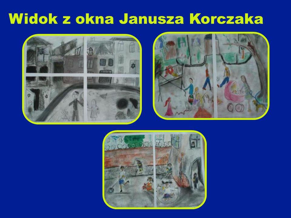 Widok z okna Janusza Korczaka