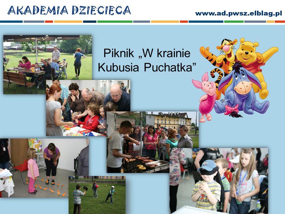 Piknik W krainie Kubusia Puchatka