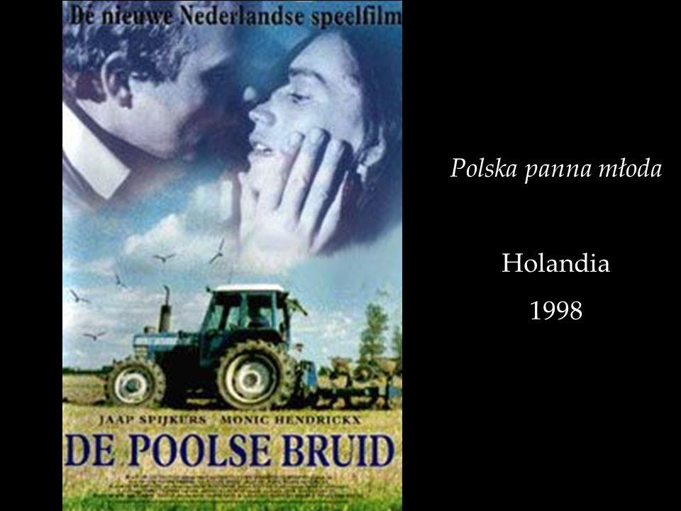 Polska panna młoda Holandia 1998