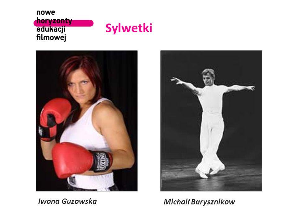 Sylwetki Iwona Guzowska Michaił Barysznikow