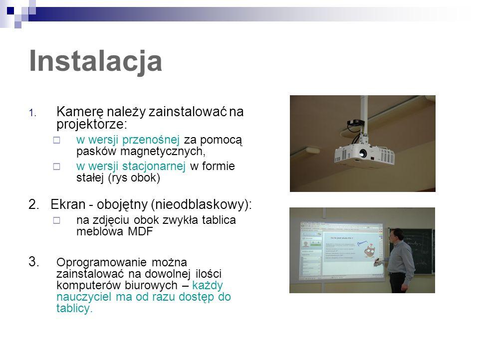 Film Zapraszamy do obejrzenia krótkiego filmu pokazującego jak łatwo i szybko uruchomić pierwszą polską Tablicę Interaktywną WIT.