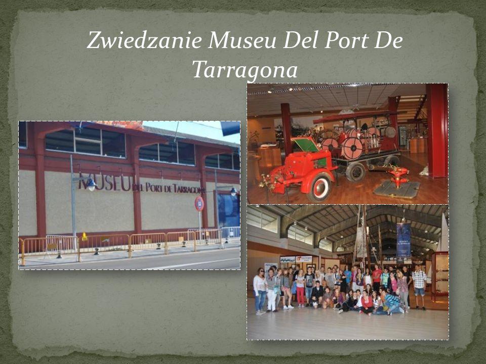 Zwiedzanie Museu Del Port De Tarragona