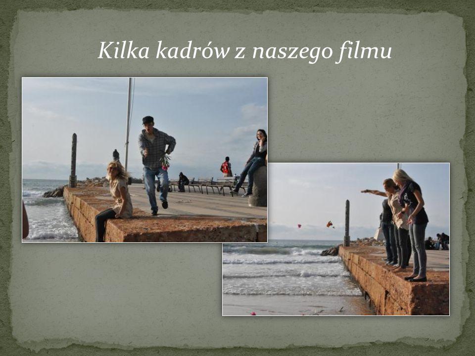 Kilka kadrów z naszego filmu