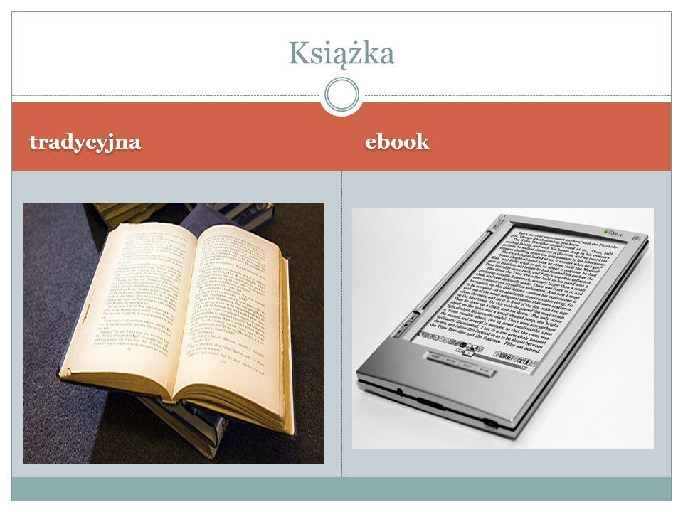 tradycyjna ebook Książka