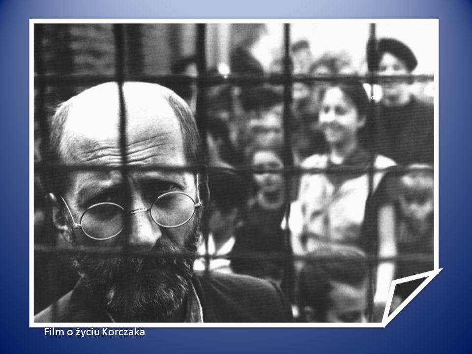 Film o życiu Korczaka