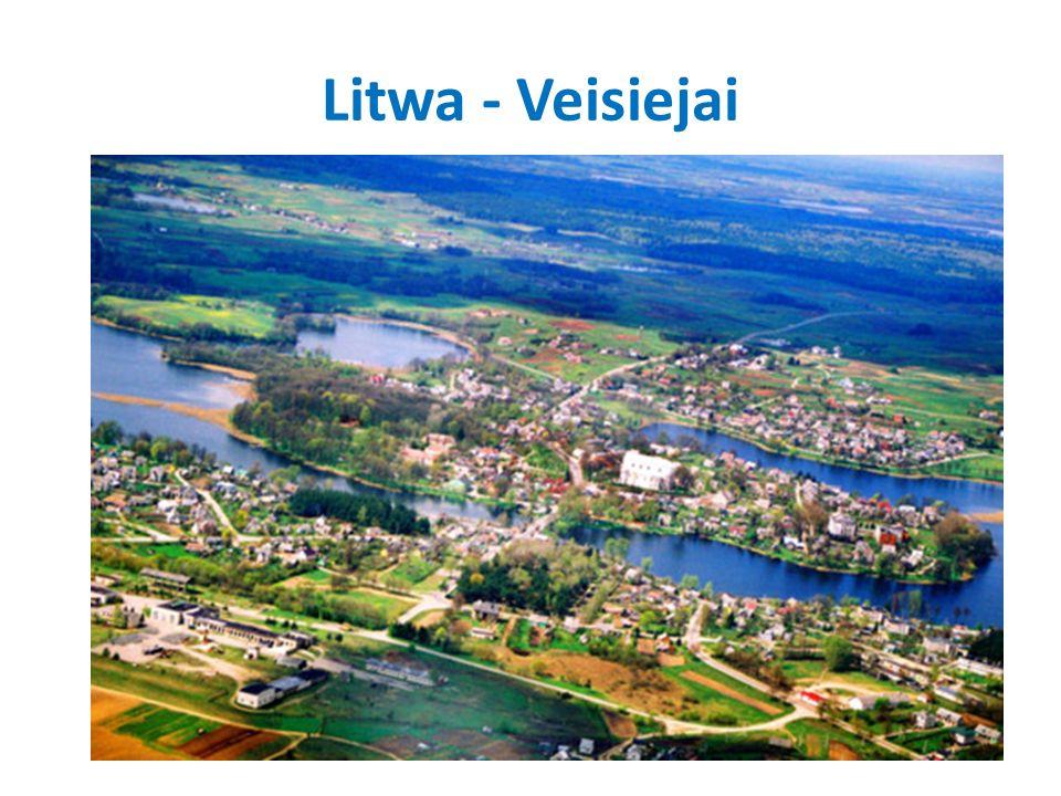 Litwa - Veisiejai