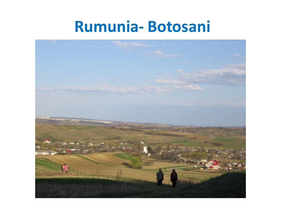 Rumunia- Botosani