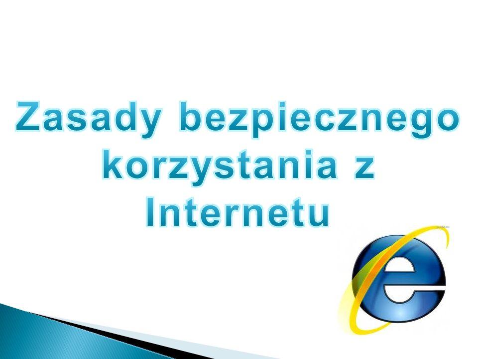 10.Jakie prywatne informacje podawałeś /łaś przez Internet?