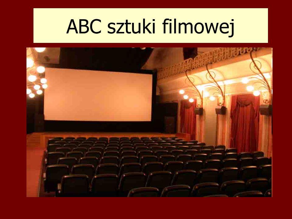 Cele ogólne obcowanie ze sztuką filmową, wiedza o narodzinach kina, języku filmu i twórcach filmowych, działania twórcze (ćwiczenia w rozpoznawaniu planów filmowych, określaniu funkcji muzyki w filmie).