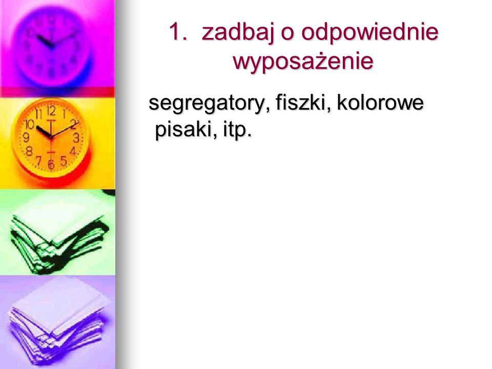 2. przygotuj się teoretycznie słowniki, encyklopedie, biografie, opracowania