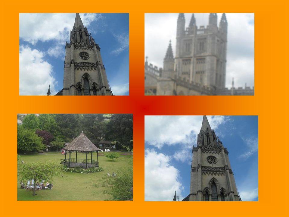 Piątek 20.05.2011 Dzisiaj zwiedzaliśmy Exeter.Bardzo mi się tam podobało.
