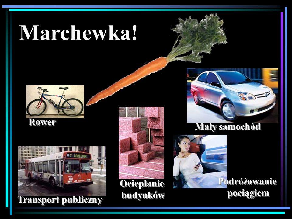 Rower Transport publiczny Ocieplanie budynków Marchewka! Mały samochód Podróżowanie pociągiem