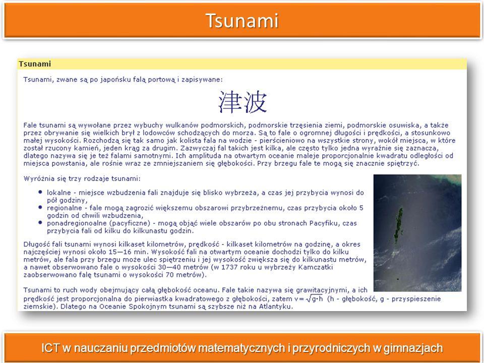 TsunamiTsunami