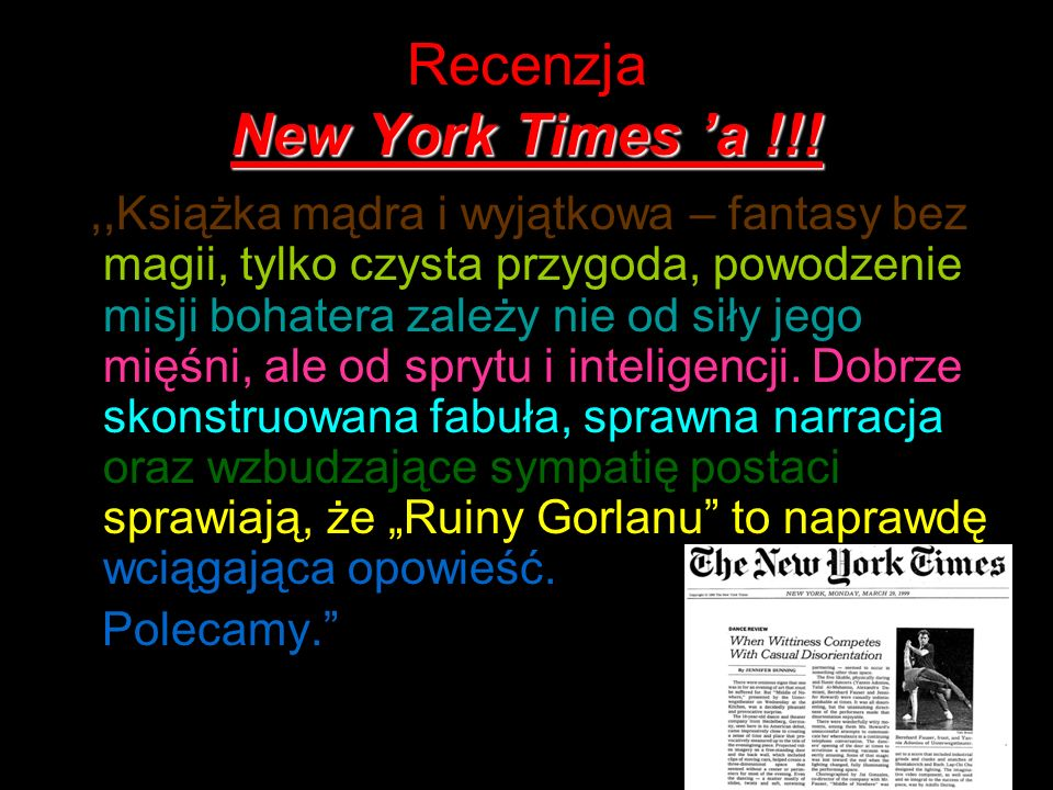 New York Times a !!.