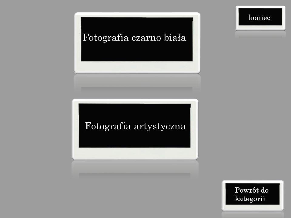 Fotografia czarno biała Fotografia artystyczna Powrót do kategorii koniec