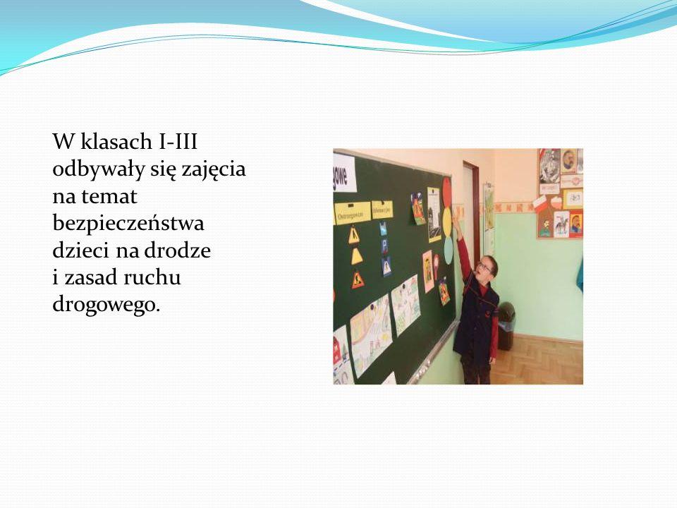 Uczniowie klasy drugiej pod kierunkiem Pani Zofii Kłaput i przy pomocy księdza Jana Lisa nakręcili film instruujący jak udzielać pomocy poszkodowanym.