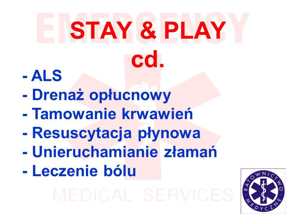 STAY & PLAY cd.
