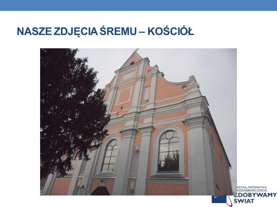 WIEŻA CIŚNIEŃ W ŚREMIE Miejska Wieża Wodociągowa - przy ulicy Mickiewicza, przypomina gotyckie baszty obronne.