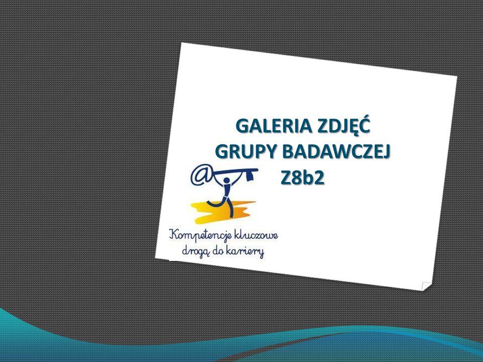 GALERIA ZDJĘĆ GRUPY BADAWCZEJ Z8b2
