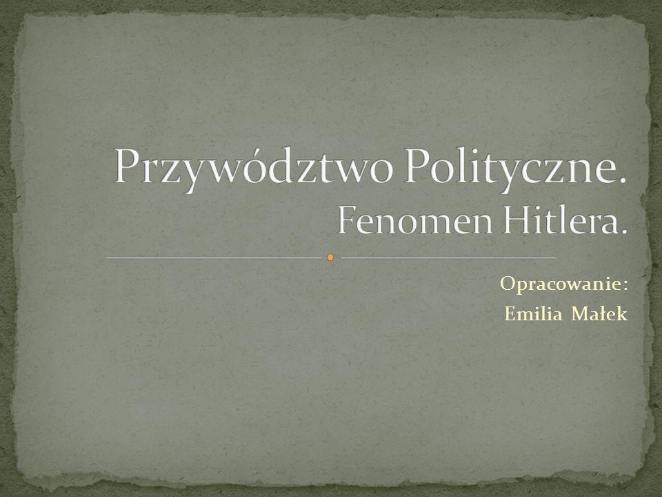 Opracowanie: Emilia Małek
