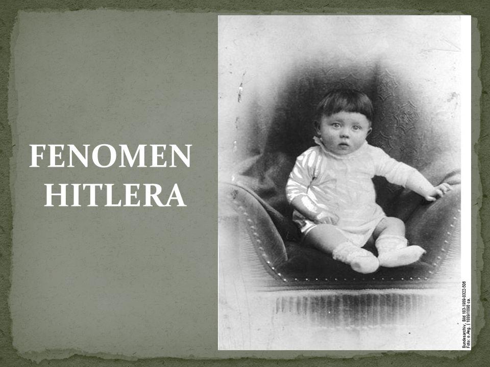 FENOMEN HITLERA