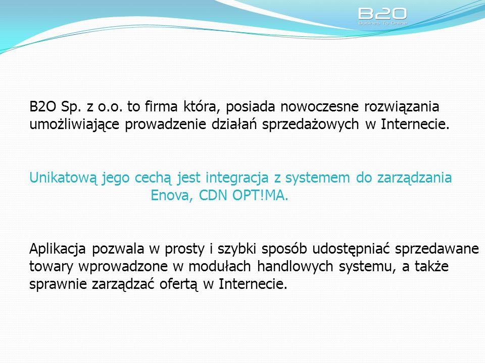 B2O Sp. z o.o.