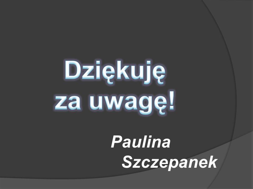 Paulina Szczepanek