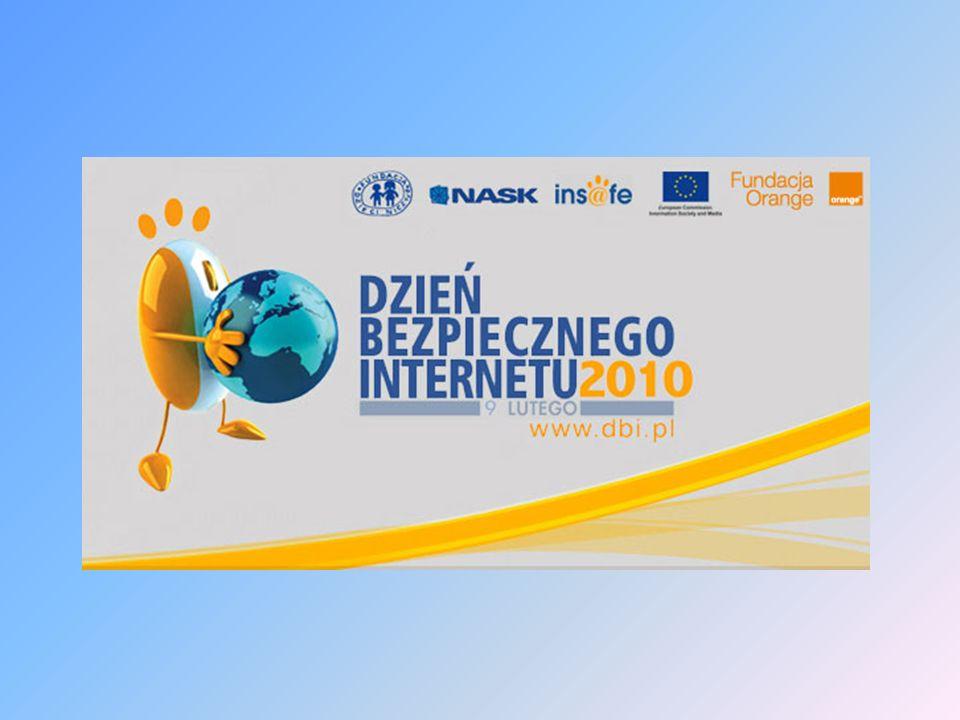 Informacje ogólne Ponad 60 państw z całego świata połączy 9 lutego wspólna idea Internetu bezpiecznego dla dzieci i młodzieży.