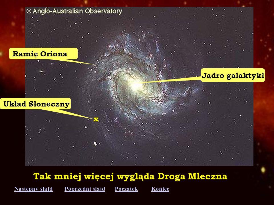 Następny slajdPoprzedni slajdKoniecPoczątek 5. Większość księżyców porusza się po orbitach zbliżonych do okręgów i obiega macierzyste planety w tym sa