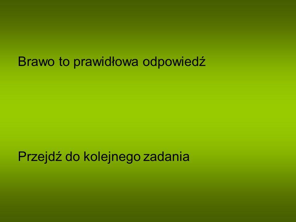 Duże skupisko drzew na obszarach trawiennych to : a) Makia b) Sawanna c) Las parkowy Zadanie 4.