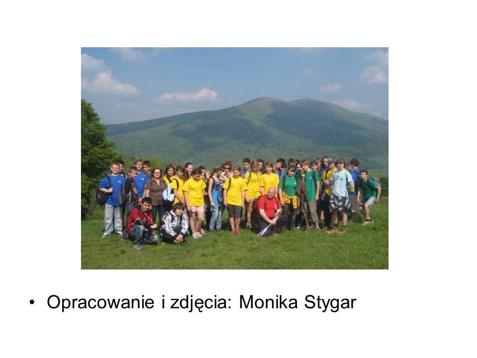 Opracowanie i zdjęcia: Monika Stygar