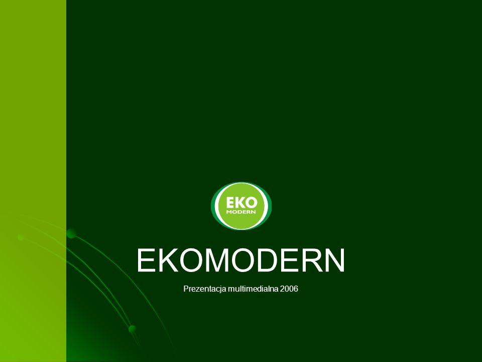 EKOMODERN Prezentacja multimedialna 2006