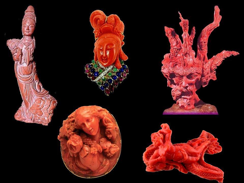 Wzdłuż Archipelagu Malajskiego występują korale czarne (Accarbaar) – najwyżej cenione w handlu. Podobne występują w Morzu Czerwonym i u wybrzeży zacho