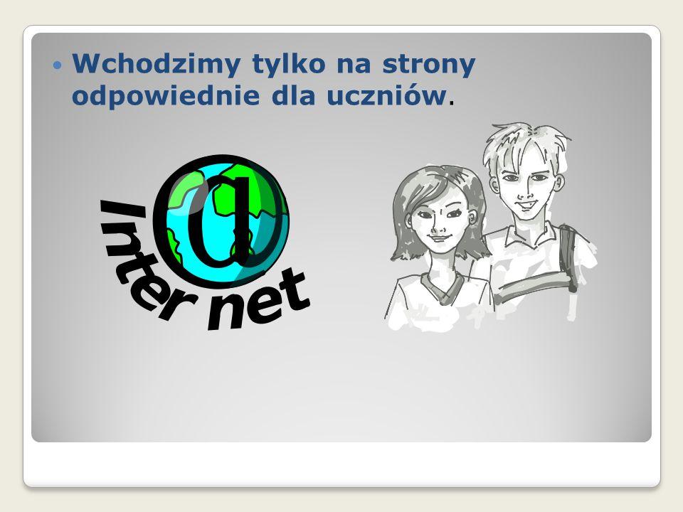 Jesteśmy uczciwi i nie podpisujemy się pod cudzymi pracami znalezionymi w Internecie.