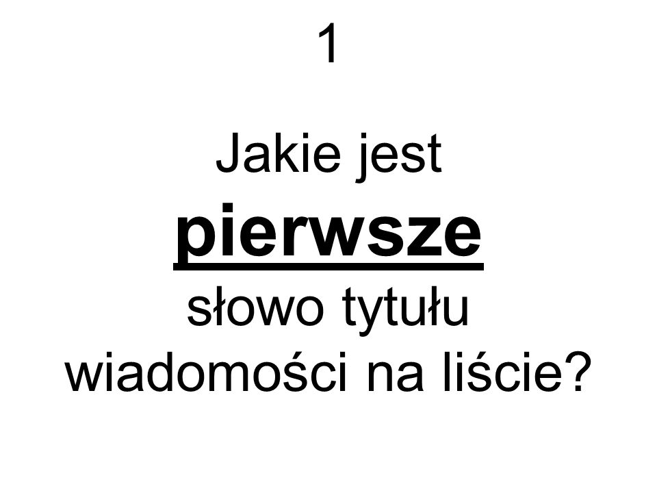 Pierwsze wrażenie można zrobić tylko raz 7 40% Fly Latem Feverishly oTAGUJ Prezenty SXC Konkurs Informacje IT Your Nicolas KW Prośba Limited Reminder JAKUB