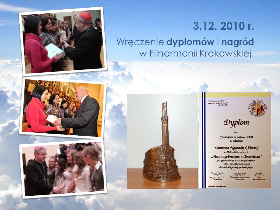 W trakcie wycieczki – pielgrzymki do Rzymu. 7 - 14.12. 2010 r.