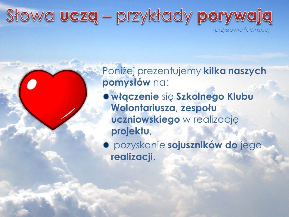 Znajomość Regulaminu Małopolskiego Projektu podstawą naszych działań.
